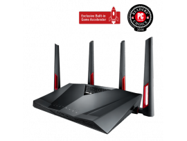 ASUS RT-AC3100 Dual Band AC3100 Router UFB for spark,vodafone upgrade Aimesh vpn