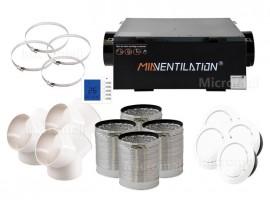 2020 premium house dry air hrv ventilation system