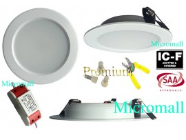 7W Led light ceiling down 2700K SDOC