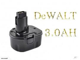 Compatible Dewalt 12V 3.0ah Battery Dc9071 DW9071 DW9072