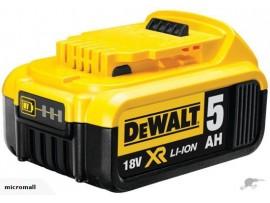 DEWALT DCB184 18V 5.0AH lithium batt