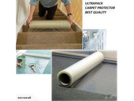 carpet protection protector film self adhesive 1m