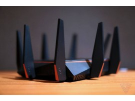 ASUS RT-AC5300 WIFI Tri-band Gaming Router UFB  spark etc