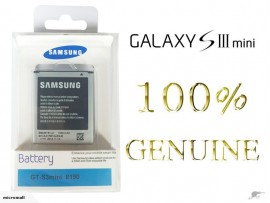 100% Genuine S3 mini Battery Samsung Galaxy 3pins