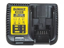 AS NEW DeWalt DCB115 10.8V - 18V 20V MAX XR Li-Ion Multi Voltage Battery Charger