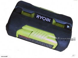 used ryobi 40 36v 2.6ah battery op4026 BPL3626
