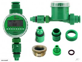 upgrade auto Digital LCD water irrigation timer