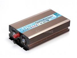Pure Sine Wave Power Inverter 1000W DC USB 12V-230V Converter Overload Protectio