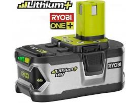 Used Genuine Ryobi 18V 4.0Ah battery P108 One+