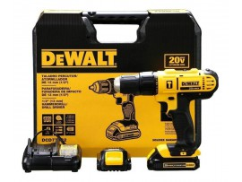 DEWALT 18V/20V LITHIUM COMBO DRILL, BATTERY & CHARGER DCD776, DCB207, DCB115