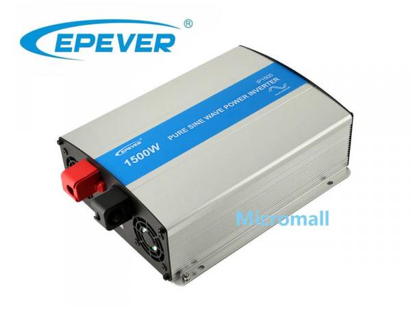EPEVER 1500W Solar Off Gird Pure Sine Wave Inverter 24V DC 110V AC