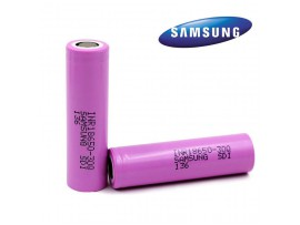 2x GENUINE Samsung 18650 30Q 3000mAh 15A Battery Rechargeable High Drain 4 Vape