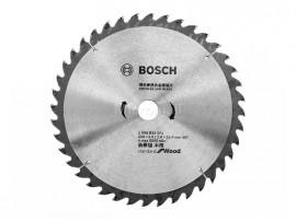 BOSCH Circular Saw Blade for Wood 250X3.0 / 2.0X25.4mm 40 Teeth