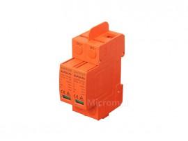 Suntree SUP2H-PV Solar PV DC SPD 500V 2P 40ka SPD Surge Protective Device