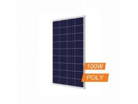 2020 premium grade A+ 100W 12V/18.8V Polycrystalline Solar Panel