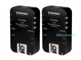 Yongnuo YN-622N Wireless ETTL Flash Trigger Receiver Transmitter Transceiver